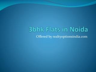 2/3 BHK Flats In Noida