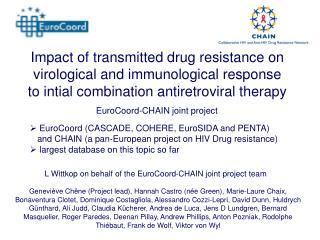 Impact of transmitted drug resistance on virological and immunological response  to intial combination antiretroviral th