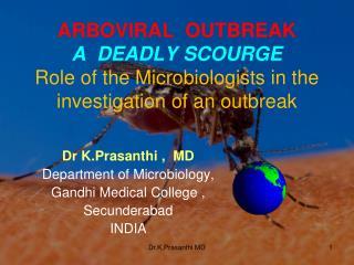 arboviral outbreak