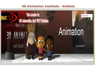 Maac- Course offering by Best 3d Animation Institute,Kolkata