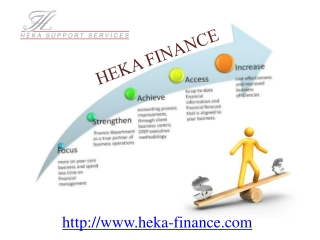 Global Services of Finance and Accounting Outsourcing