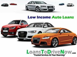 Getting Low Income Car Financing With Poor Credit