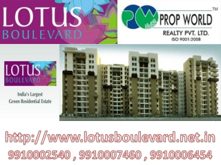 3c Lotus Boulevard Lotus Boulevard Noida 9910007460 3c Lotus