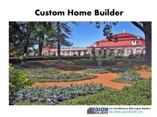 houston home builder