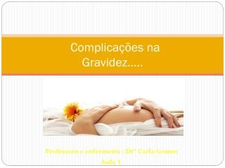 Aula - obstetricia