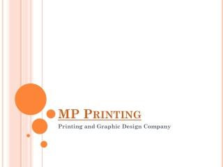 Printing Graphics
