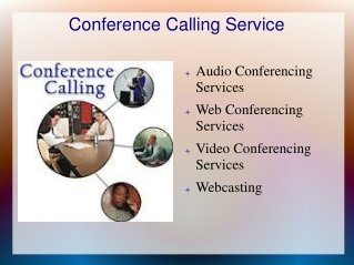 Conference Calling Service