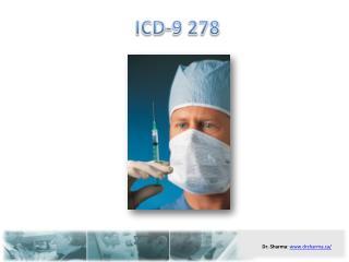 ICD-9 278