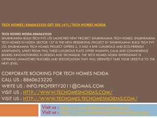 tech homes|8860623220 get dis.14%|tech homes noida|tech home