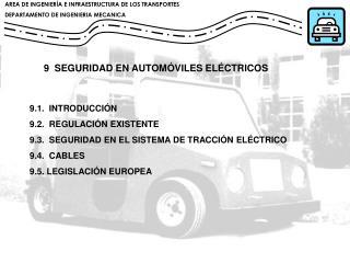 9  SEGURIDAD EN AUTOM VILES EL CTRICOS