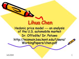 Lihua Chen