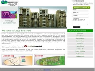 Best Options In 3c Lotus Boulevard ,Lotus Boulevard Noida,99