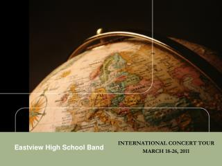 Eastview High School Band