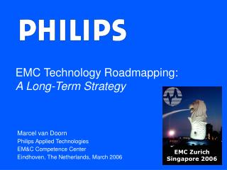 EMC Technology Roadmapping: A Long-Term Strategy