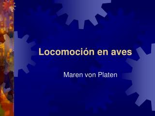 Locomoci