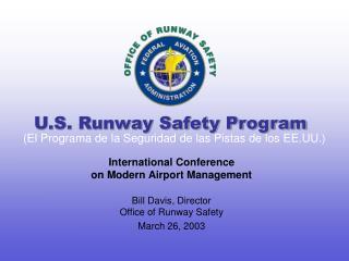 U.S. Runway Safety Program