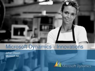 Microsoft Dynamics AX Overview