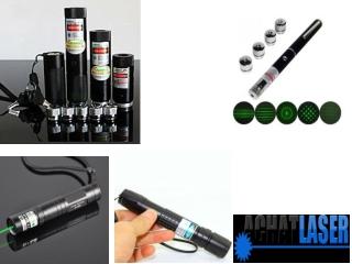 pointeur laser pas cher chez Achatlaser.com