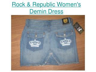 Cheap Rock & Republic Womens Demin Dress