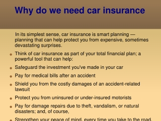 car insurance legal cover