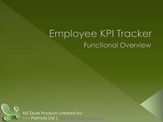Employee KPI Tracker