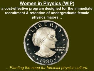 Planting the seed for feminist physics culture.