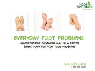 Foot Problems by Foot Solutions