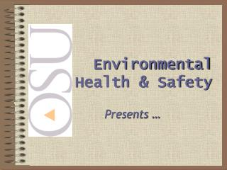 Environmental  Health  Safety