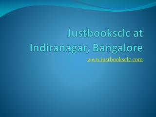 Best Online book library now at Indiranagar