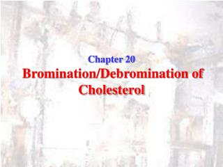 Chapter 20 Brom