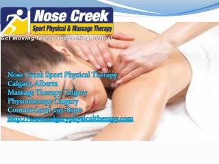 physiotherapy Calgary, physiotherapy clinics Calgary