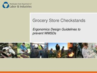 Grocery Store Checkstands