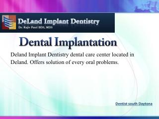 Dentist South Daytona