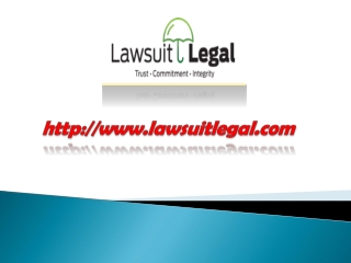 Lawsuit Attorneys