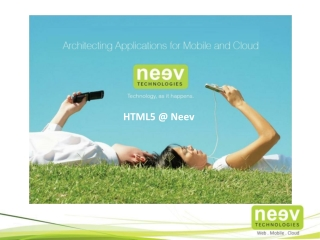 HTML5 @Neev