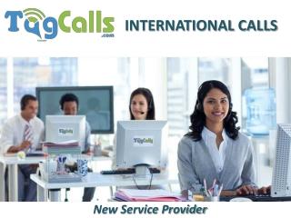 International Cheap Calls with TagCalls