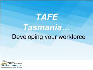 TAFE Tasmania
