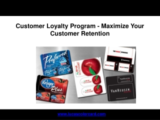 Customer Loyalty Program - Maximize Your Customer Retention