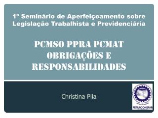 Dermatose - PCMSO para PCMAT