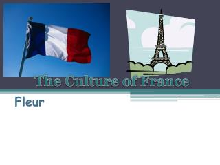 Culture: French vs. American