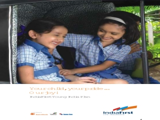 child future plan -IndiaFirst Life