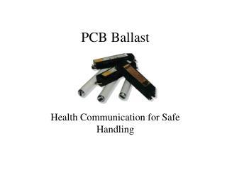PCB Ballast