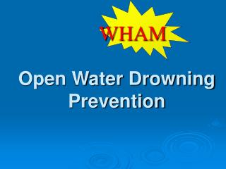 Open Water Drowning Prevention