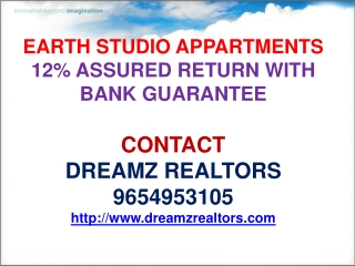 earth studio appartments,call 9654953105,earth studio taj ex