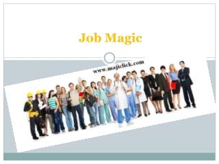 magic job-online job ads