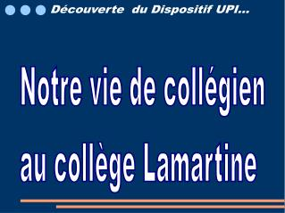 D??couverte du Dispositif UPI