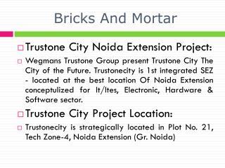 invest@+91-9560092570 trustone city noida