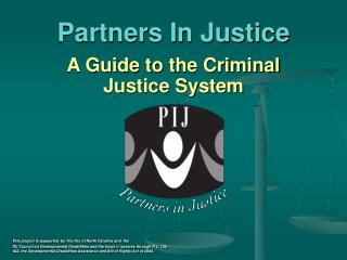 Partners In Justice