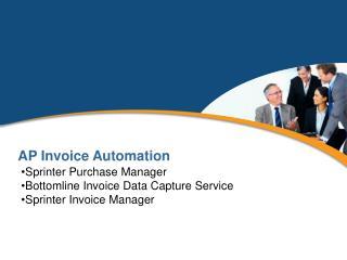 AP Invoice Automation