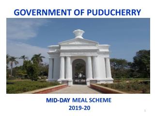 GOVERNMENT OF PUDUCHERRY
